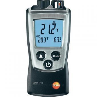 Testo Temperatur-Messgerät 810