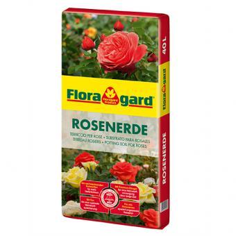 Floragard Rosenerde 1x40 L