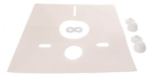 Sanitop Schallschutz Set für Wand-WC + Bidet