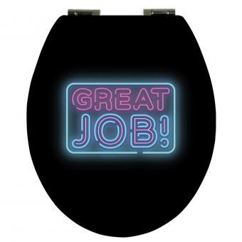 Sanitop WC-Sitz Great Job Soft-Schließ-Komfort Soft Touch