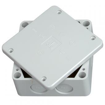 Kopp Abzweigdose Aufputz-Feuchtraum 100x100x50mm IP54