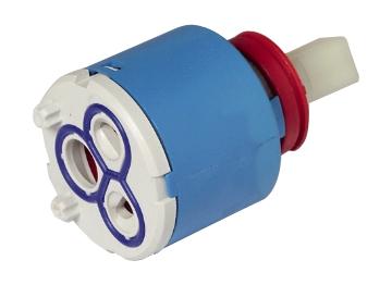 Sanitop Ersatzkartusche Nr. 73 Premium für Armaturen, 35 mm