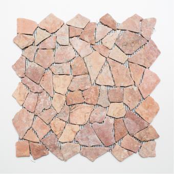 Mosaikmatte Bruch/Ciot uni Rossoverona