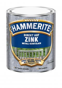 Hammerite Direkt auf Zink 0,75 Liter