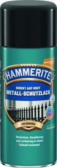 Hammerite Metallschutzlack matt schwarz Sprühdose 0,4 Liter