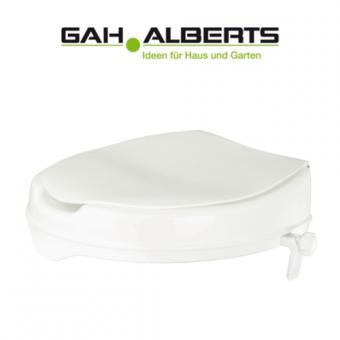 Kunststoff-Toilettensitzerhöhung